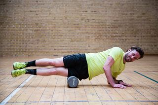 Foamrolling IT-band